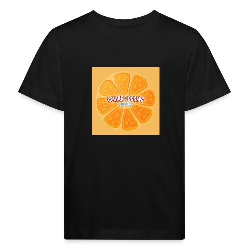 orangetextur - Kinder Bio-T-Shirt