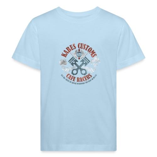 Kabes Cafe Racers T-Shirt - Kids' Organic T-Shirt