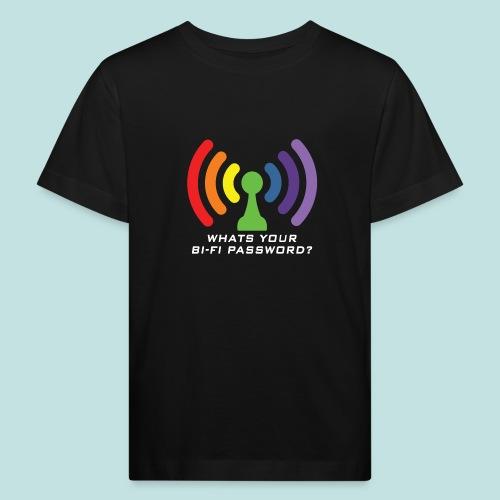 Bi-Fi - Kids' Organic T-Shirt