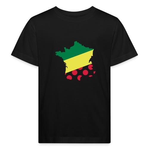 Tour de France - Kinder Bio-T-Shirt