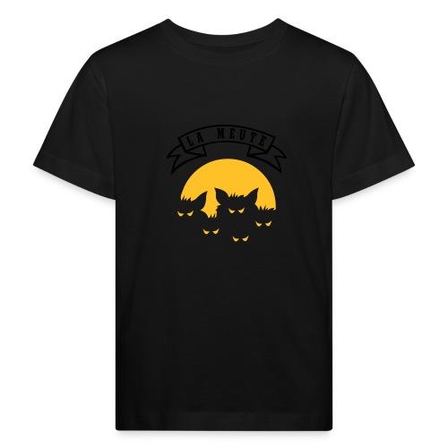 la meute - T-shirt bio Enfant