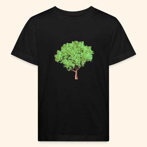 baum 3 - Kinder Bio-T-Shirt