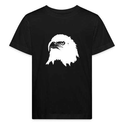 Steinadler - Kinder Bio-T-Shirt