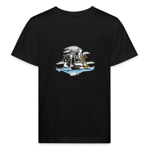 Birds of a Feather - Kids' Organic T-Shirt