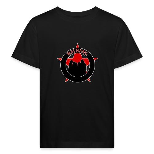 ryggtavla2 - Kids' Organic T-Shirt