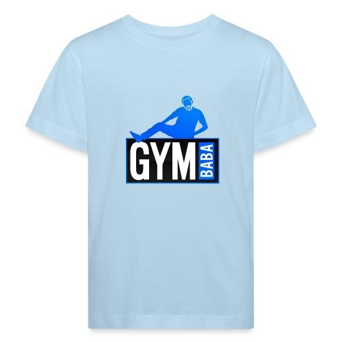 Gym baba 2 bleu - T-shirt bio Enfant