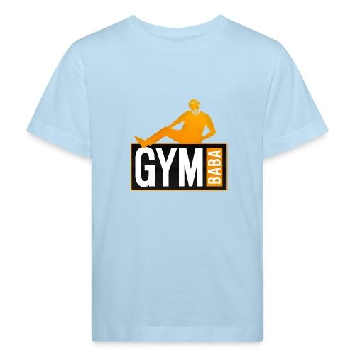gym-baba-2-org-txtBlc dgr - T-shirt bio Enfant