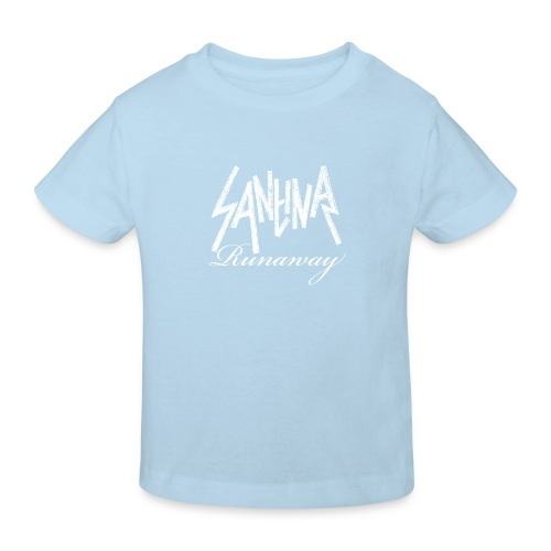 SANTINA gif - Kids' Organic T-Shirt