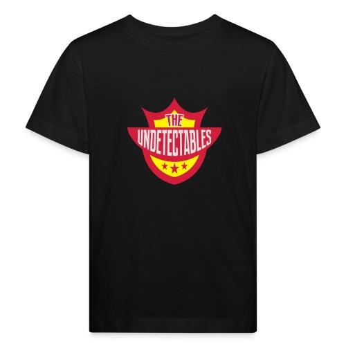 Undetectables voorkant - Kinderen Bio-T-shirt
