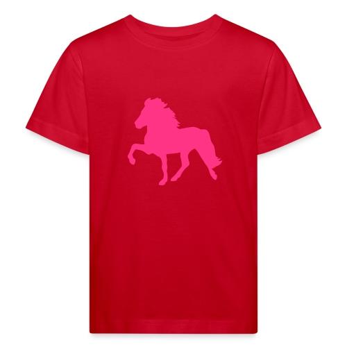 Tölter - Kinder Bio-T-Shirt