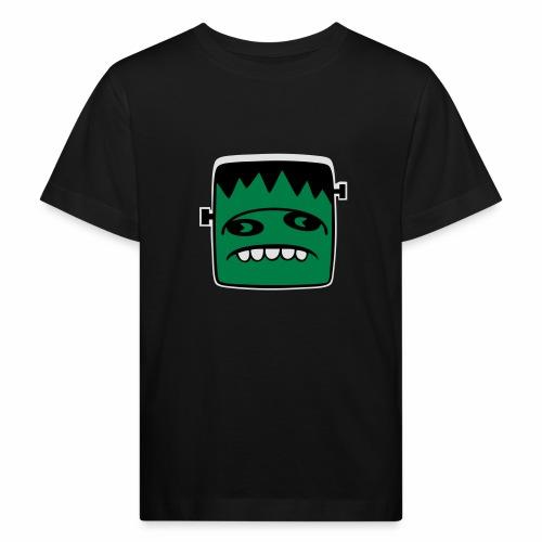 Fonster Weisser Rand ohne Text - Kinder Bio-T-Shirt