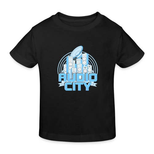 AudioCity - Kinder Bio-T-Shirt