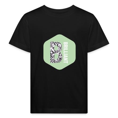 B brilliant green - Kinderen Bio-T-shirt