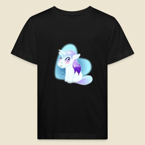 Licorne n°2 - T-shirt bio Enfant