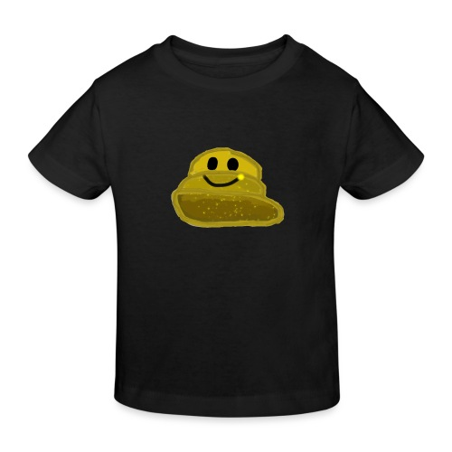 EinfachMC-Logo - Kinder Bio-T-Shirt