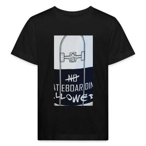 My new merchandise - Kids' Organic T-Shirt