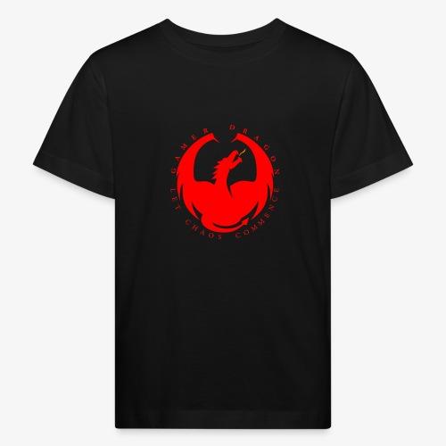 GamerDragon - Kids' Organic T-Shirt