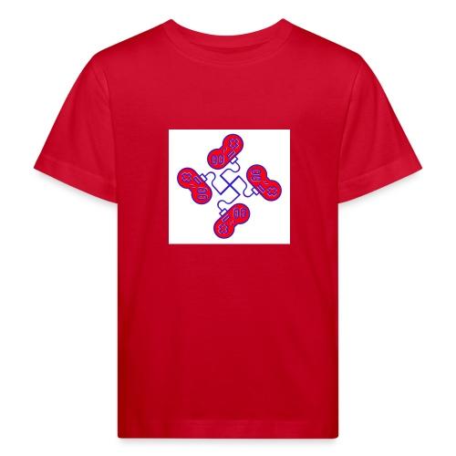 unkeon dunkeon - Lasten luonnonmukainen t-paita