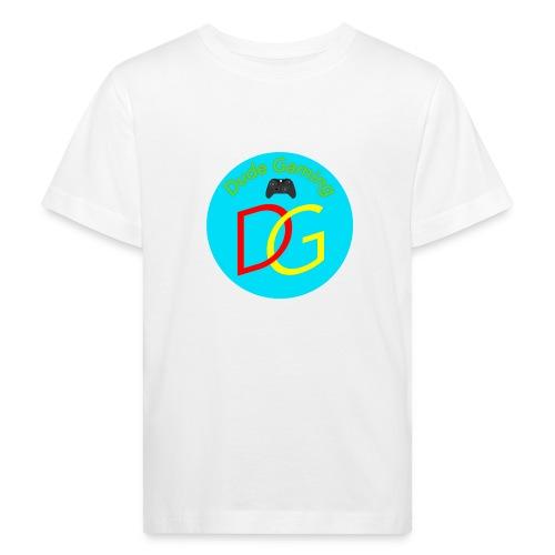 Dude Gaming - Organic børne shirt