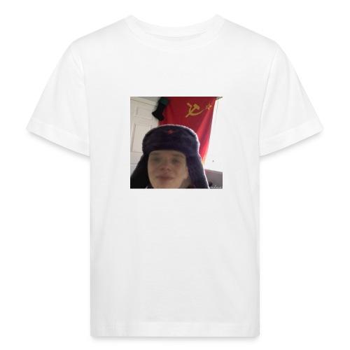 Kommunisti Saska - Lasten luonnonmukainen t-paita