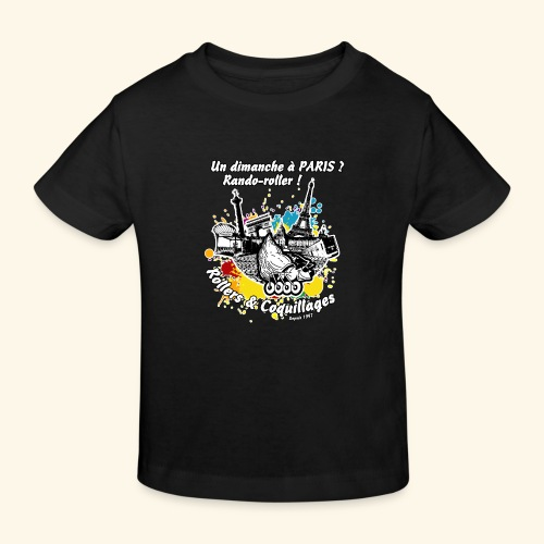 Splash - T-shirt bio Enfant