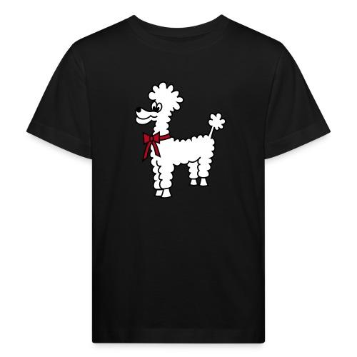 Pudelschaf - Kinder Bio-T-Shirt