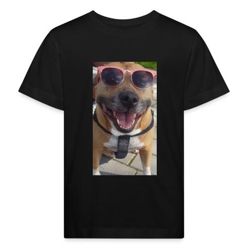 Cool Dog Foxy - Kinderen Bio-T-shirt