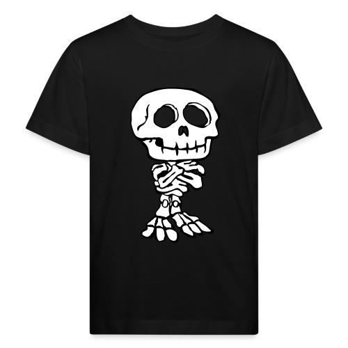 Funny Skelett 1 (2f) - Kinder Bio-T-Shirt