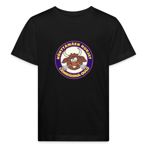 Hönttämäen hurjat - Lasten luonnonmukainen t-paita