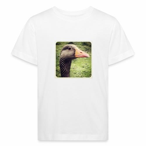 Original Artist design * Coin Coin - Kids' Organic T-Shirt