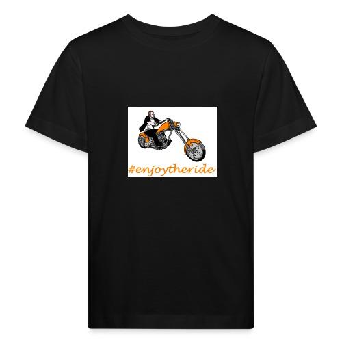 enjoytheride - T-shirt bio Enfant
