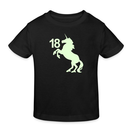 unicorn_18 - Kinder Bio-T-Shirt