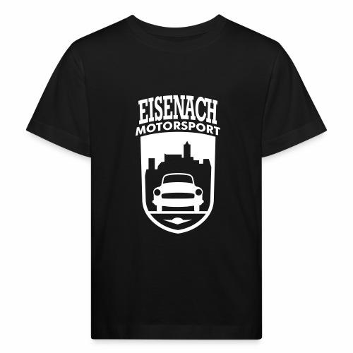 Wartburg Motorsport Eisenach Coat of Arms - Kids' Organic T-Shirt