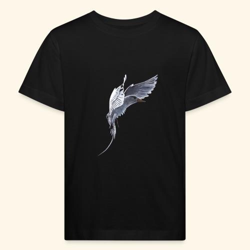 Weißschwanz Tropenvogel - Kinder Bio-T-Shirt