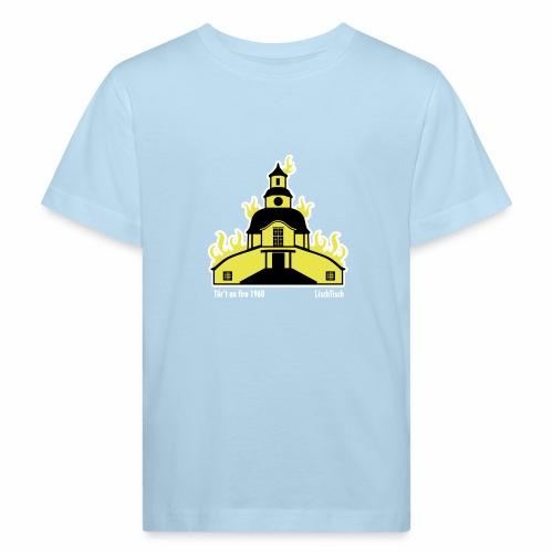 Tört on fire - Ekologisk T-shirt barn