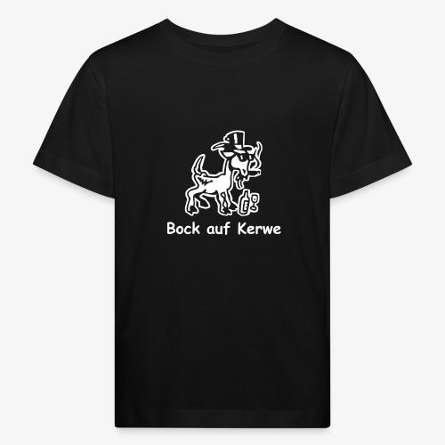 Bock auf Kerwe - Kinder Bio-T-Shirt