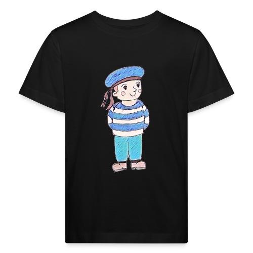 Matrosenjunge - Kinder Bio-T-Shirt