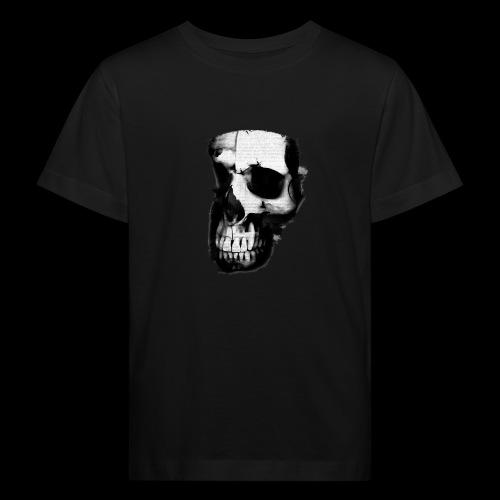teschio darktrasp - Maglietta ecologica per bambini