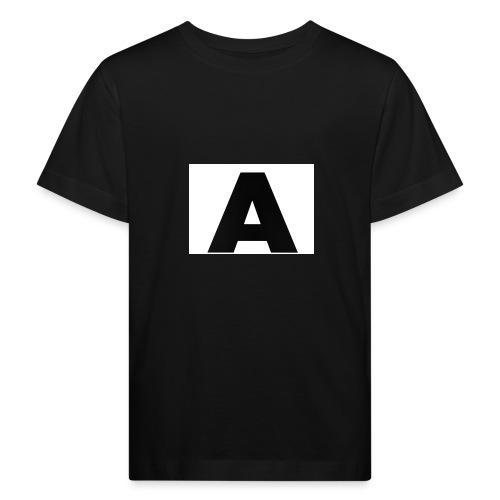 A-685FC343 4709 4F14 B1B0 D5C988344C3B - Organic børne shirt