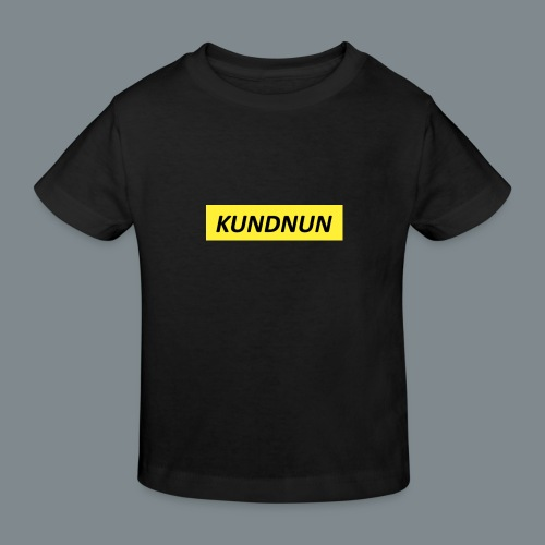 Kundnun official - Kinderen Bio-T-shirt