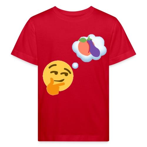 Johtaja98 Emoji - Lasten luonnonmukainen t-paita