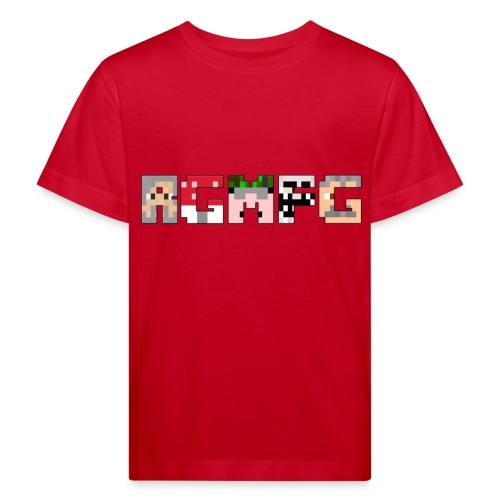 BG png - Organic børne shirt