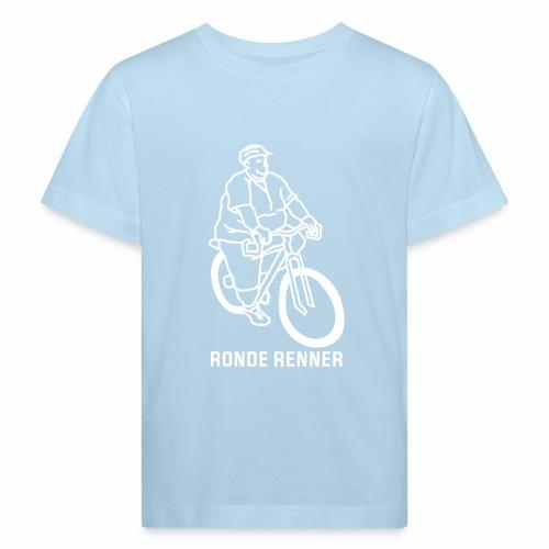 Ronde Renner - Kinderen Bio-T-shirt