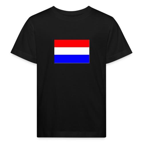 vlag nl - Kinderen Bio-T-shirt