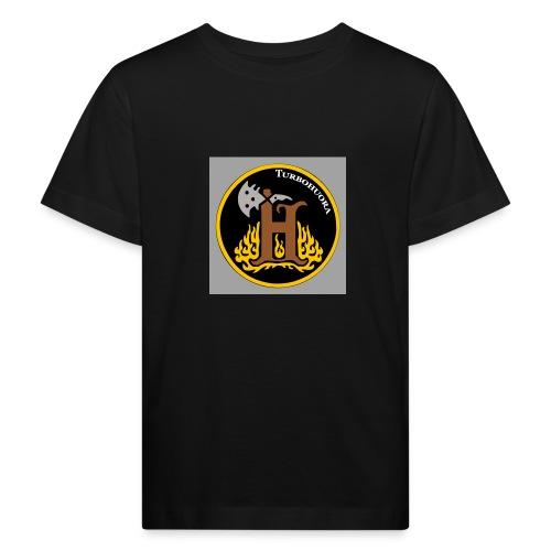 THbutton 32Srgb400 - Lasten luonnonmukainen t-paita