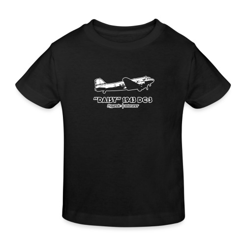 Daisy Flyby 2 - Ekologisk T-shirt barn