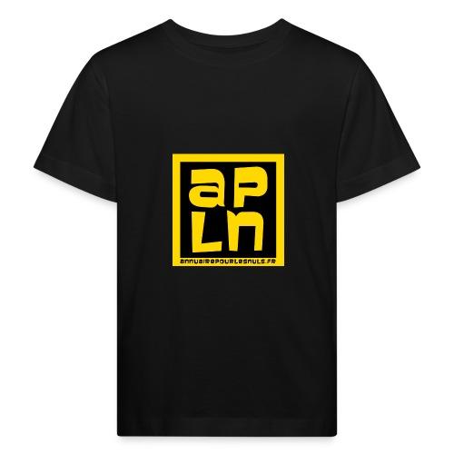 aplntshirt jpg - T-shirt bio Enfant