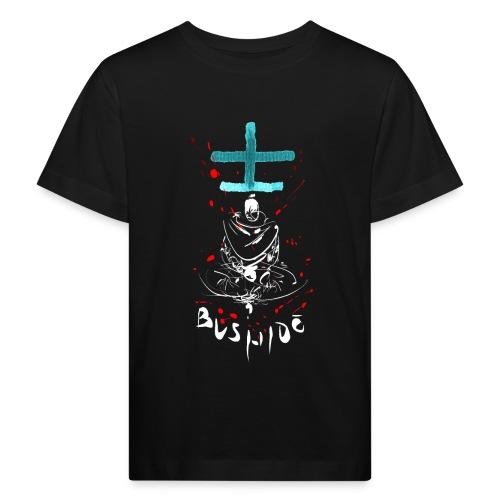 Bushido - Der Weg des Kriegers - Kids' Organic T-Shirt