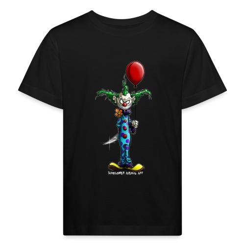 klaun tee - Ekologisk T-shirt barn
