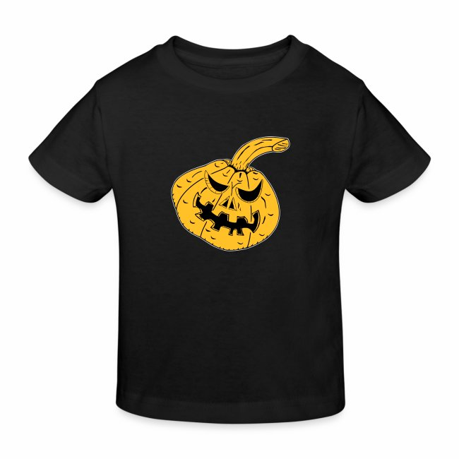 Bad Citrouille pumpkin